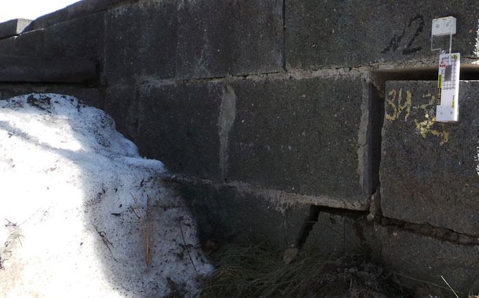 Пучение бетона в чем отличие керамзитобетон и газобетон
